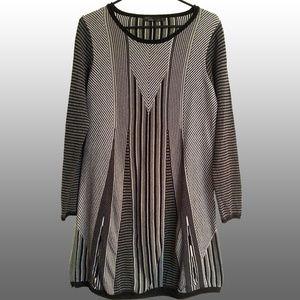 Prana size XL knit sweater dress